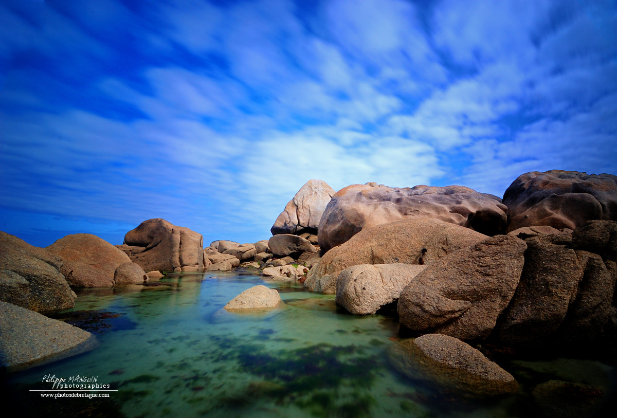 Photograph Blue lagoon by Philippe MANGUIN on 500px