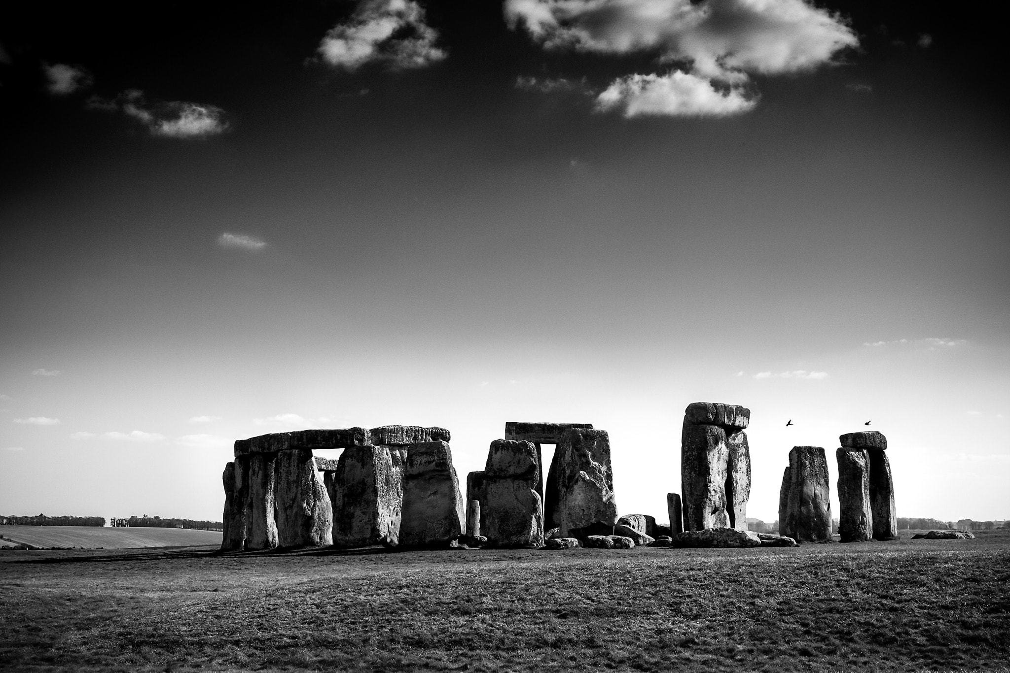 Photograph Majestic Stones by Chris Hu on 500px