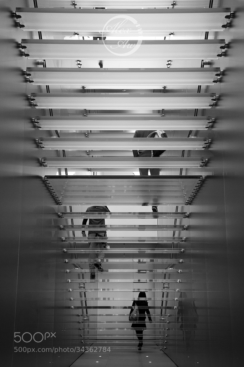 Photograph Stairway by Alex Aw on 500px