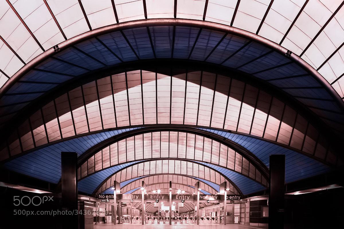Photograph SYDNEY OLYMPIC PARK RAIL STATION by shoaib  on 500px