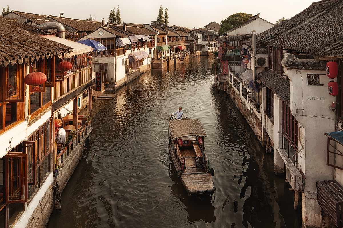 Photograph The Venice of China by Jonathan Danker on 500px