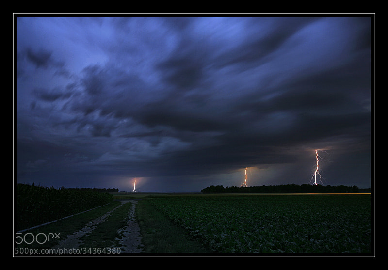 Photograph Somewhere under storm by Alexandre Leroux on 500px