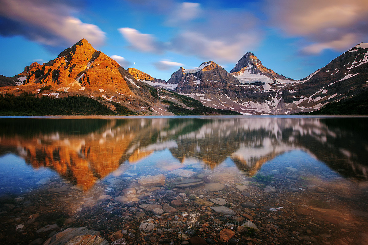Photograph Gem of the Rockies by Pete Wongkongkathep on 500px