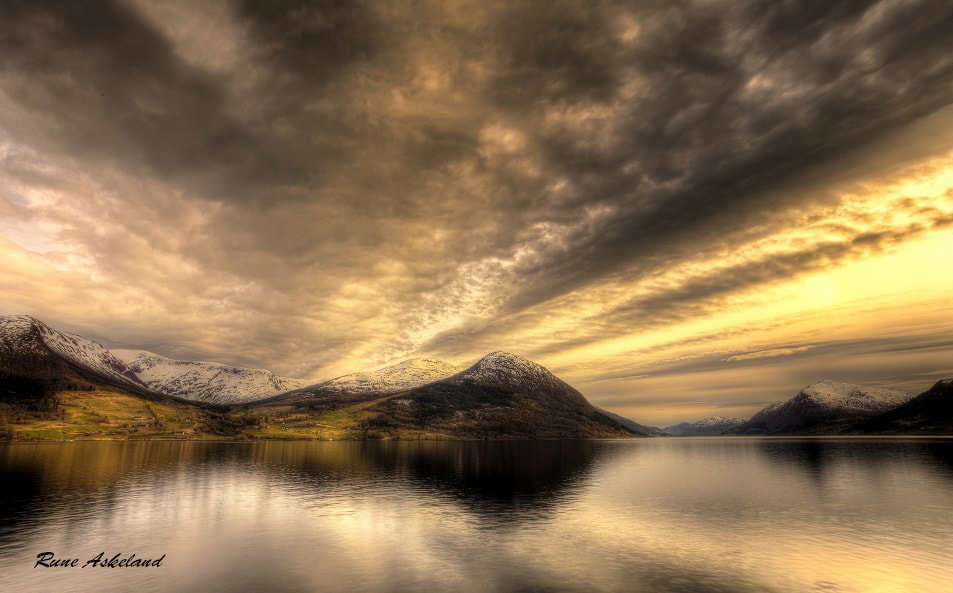 Photograph Light by Rune Askeland on 500px