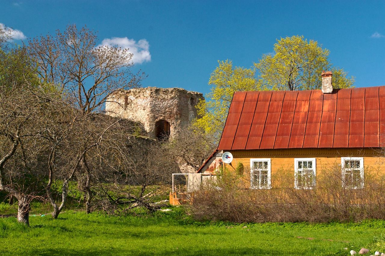 Photograph Izborsk fortress by Ivan Abramov on 500px