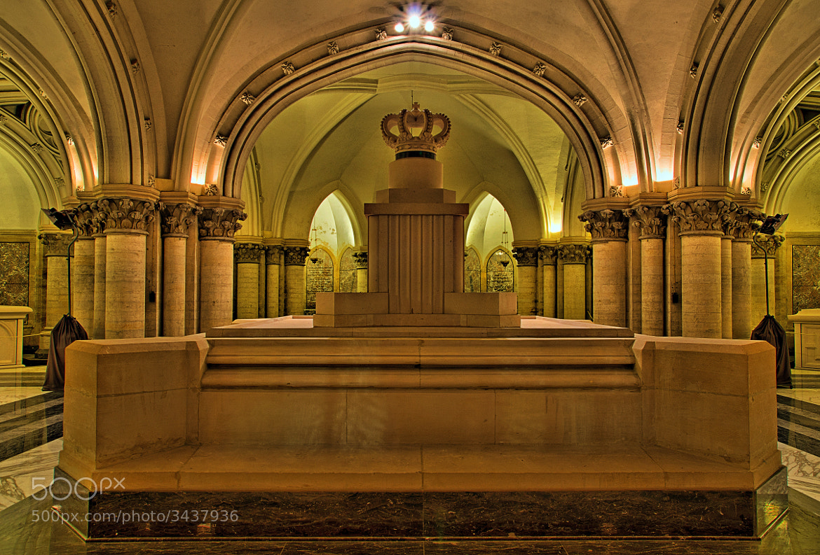 Photograph Royal Crypt (Laken, Belgium) 01 by Kenneth Vanmaele on 500px