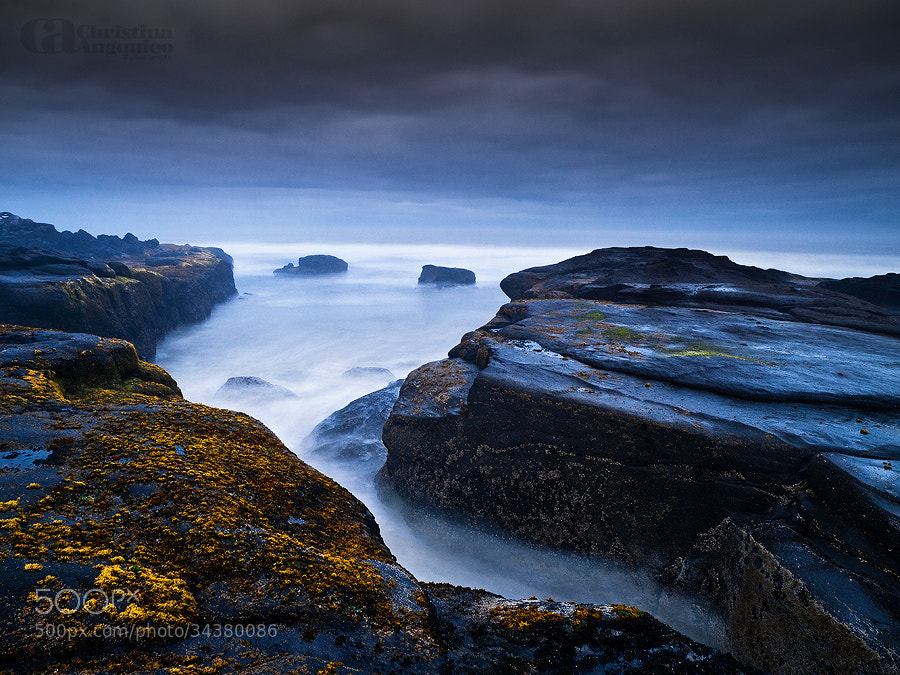 Photograph The Channel by Christina Angquico on 500px