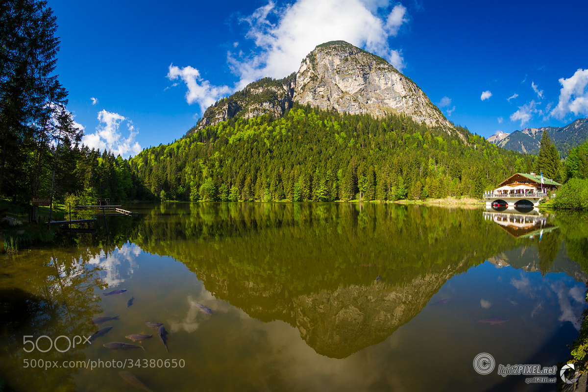 Photograph Pflegersee by Marc A. Hohenleitner on 500px