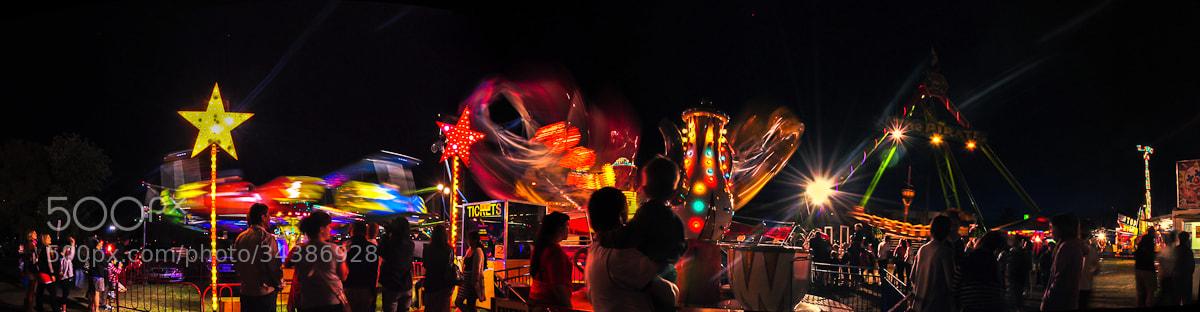 Photograph The Funfair by Joshua Tagicakibau on 500px