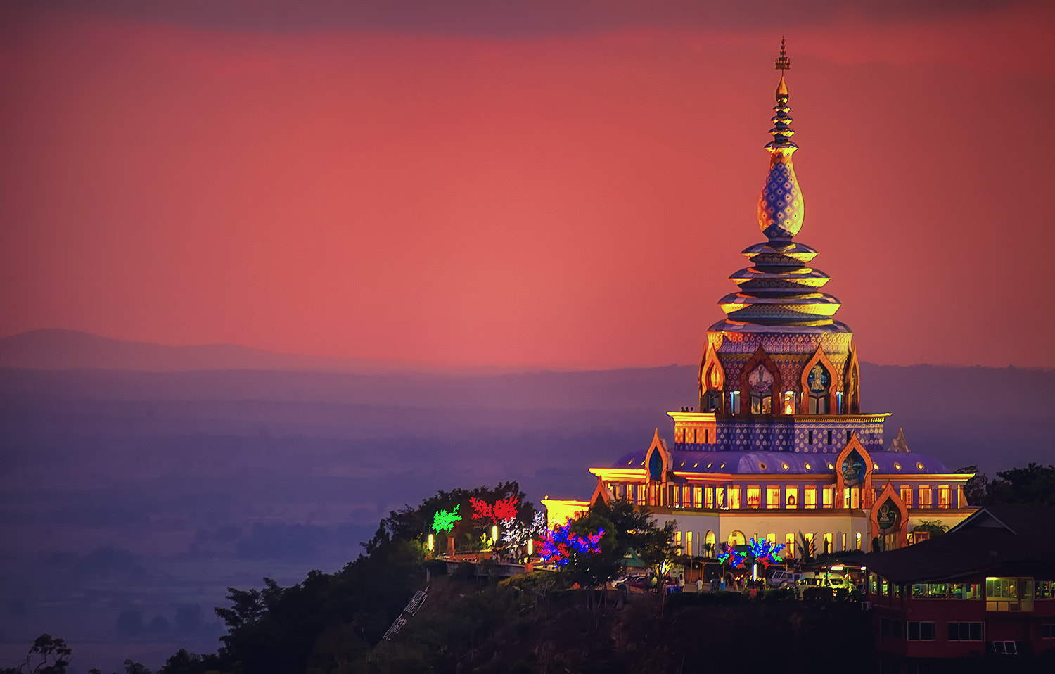 Photograph Thaton Temple. Chiang Mai. Thailand. by Wazabi Bomb  on 500px