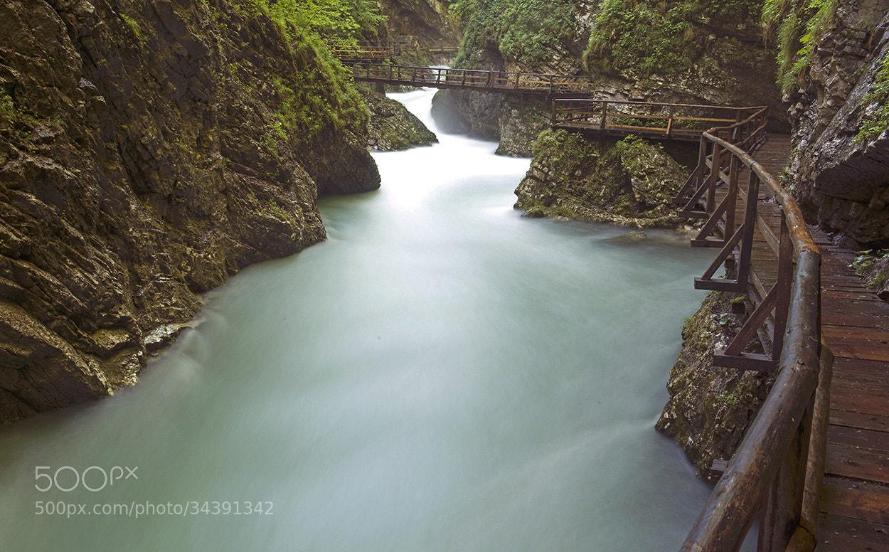 Photograph Vintgar-Bled by Azman Miro on 500px