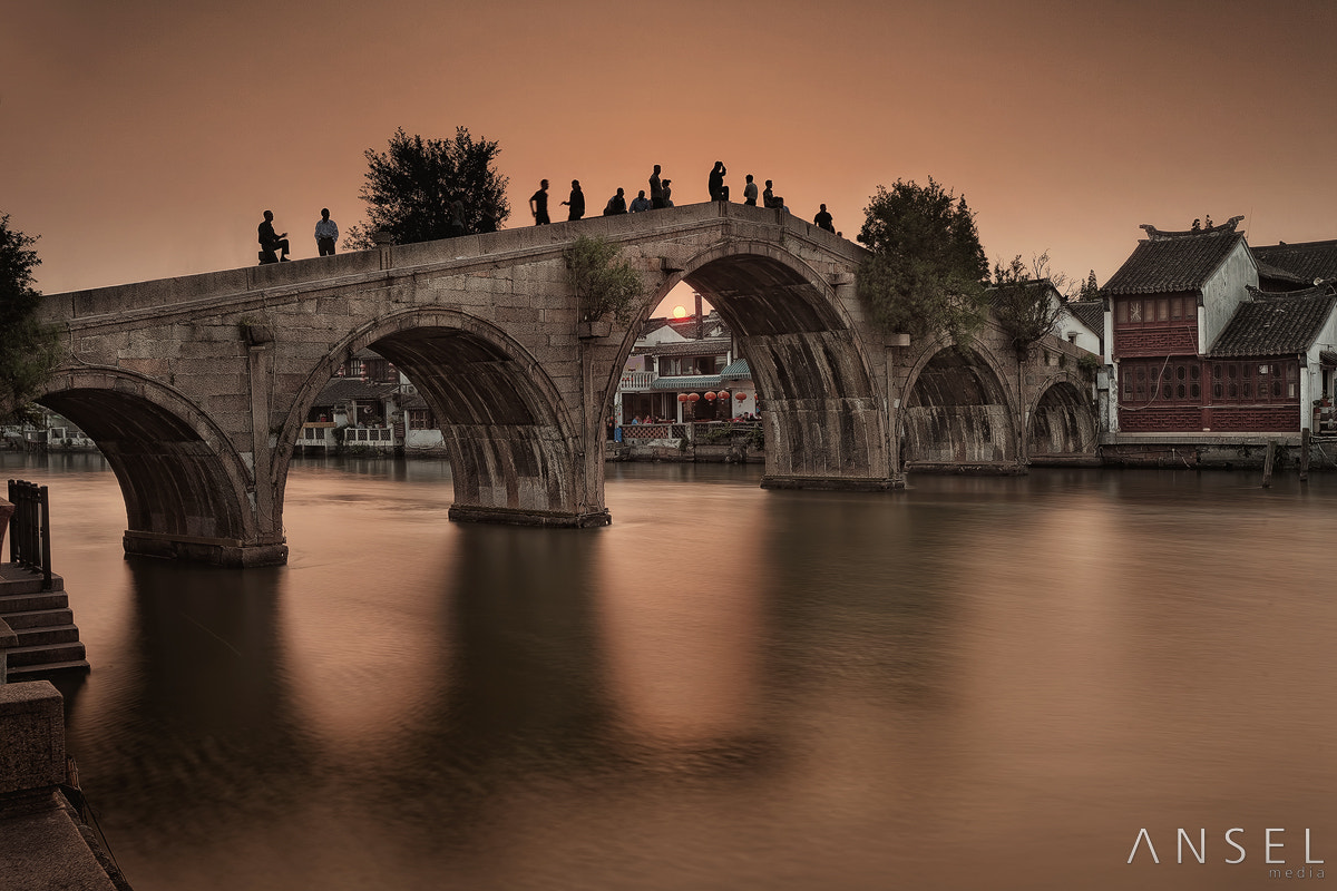 Photograph Letting Them Bridge by Jonathan Danker on 500px