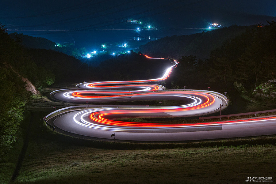 Photograph The spiral road by Dante JKPix on 500px