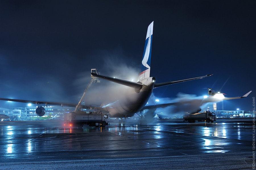 Photograph Deicing by Roman Vukolov on 500px