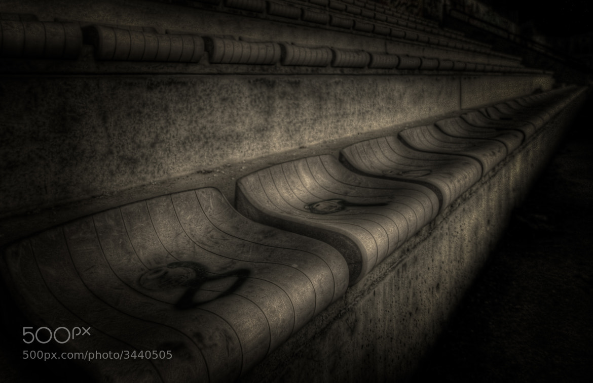 Photograph Distressed seats by Sophie Vandebuerie on 500px