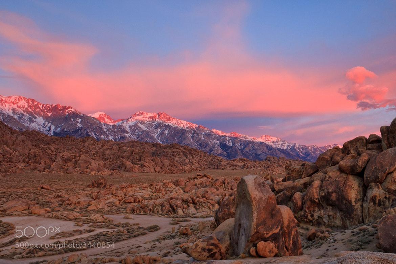 Photograph Sierra Nevada by Helminadia Ranford on 500px