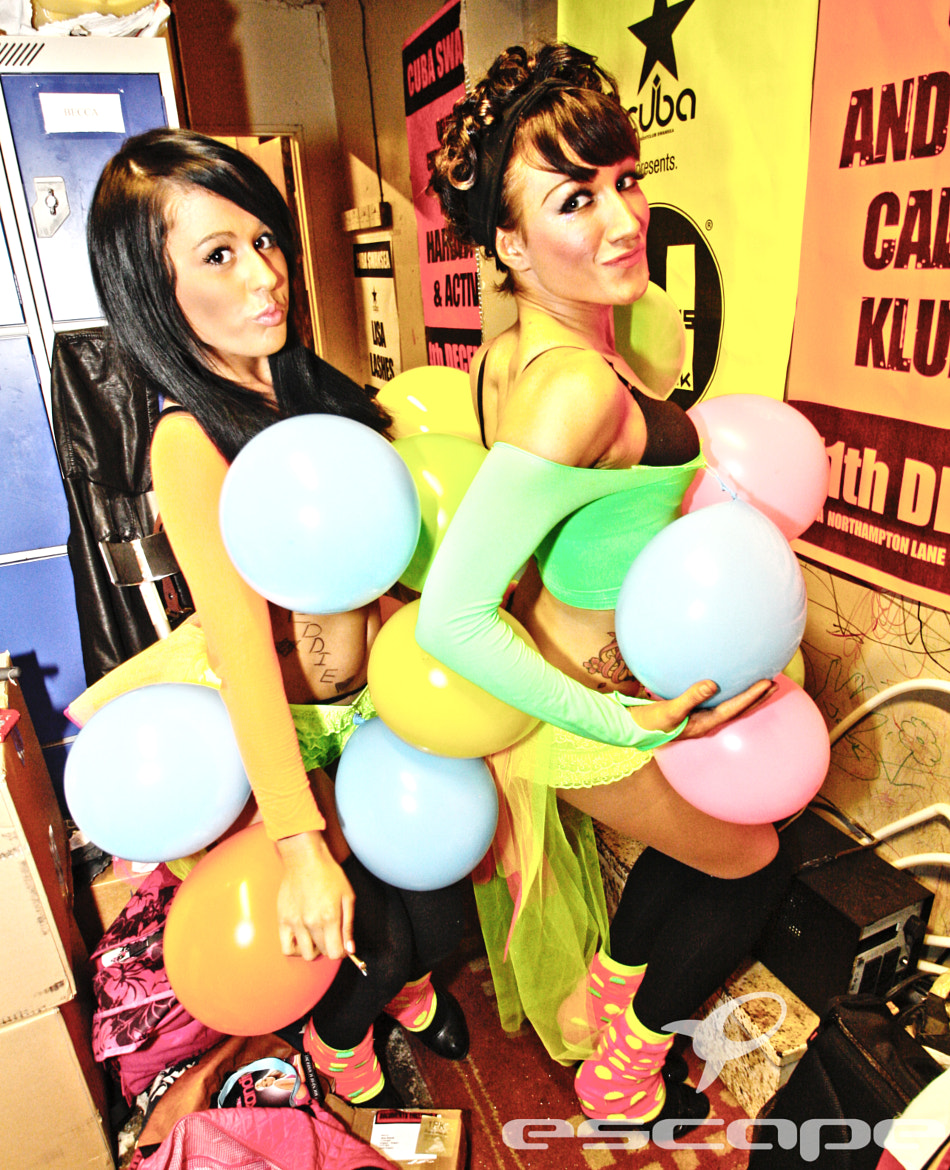 Photograph Balloon girls  by Emily Jewell on 500px