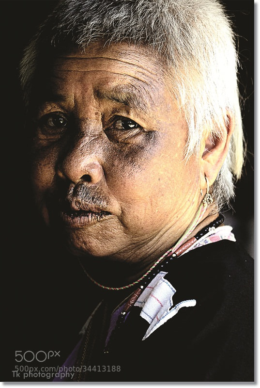 Photograph Old woman by T K on 500px