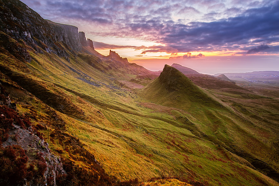 Photograph The Quiraing by Sven Saelens on 500px