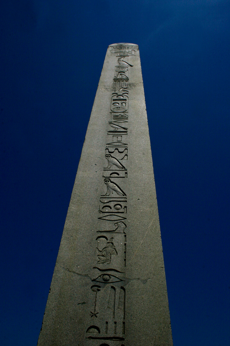 Photograph Obelisk of Theodosius by Mehmet Davut on 500px
