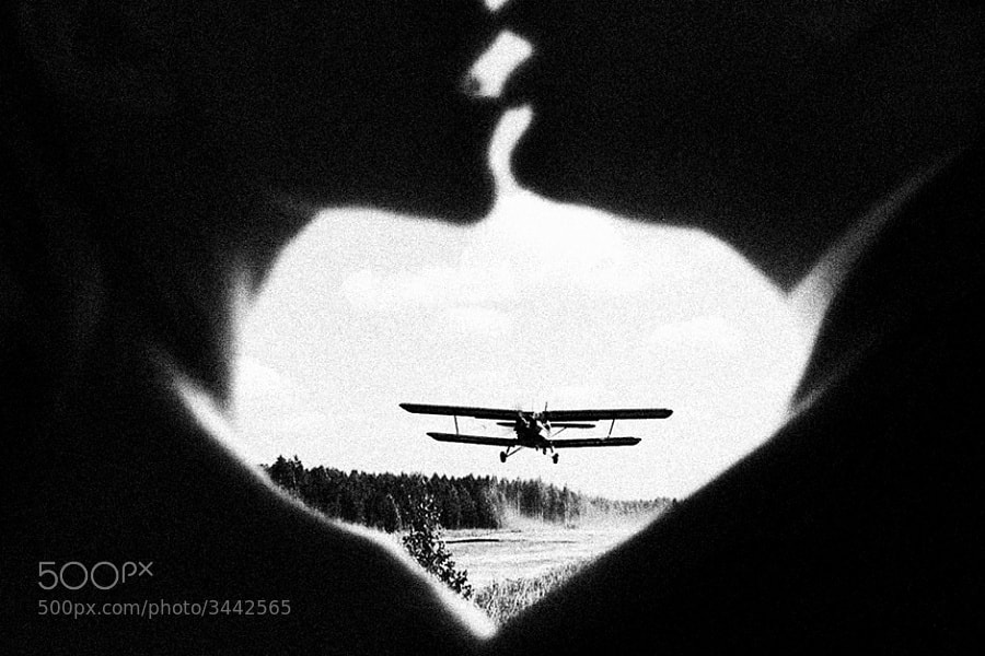 Photograph a kiss by Kogtev Oleg on 500px