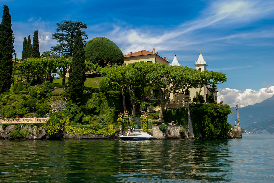 Villa del Balbianello by Ragnar Thorarensen on 500px.com