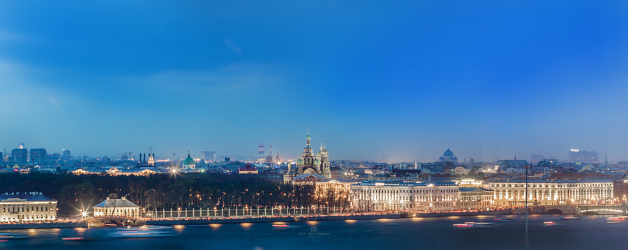 Saint-Petersburg Panoram