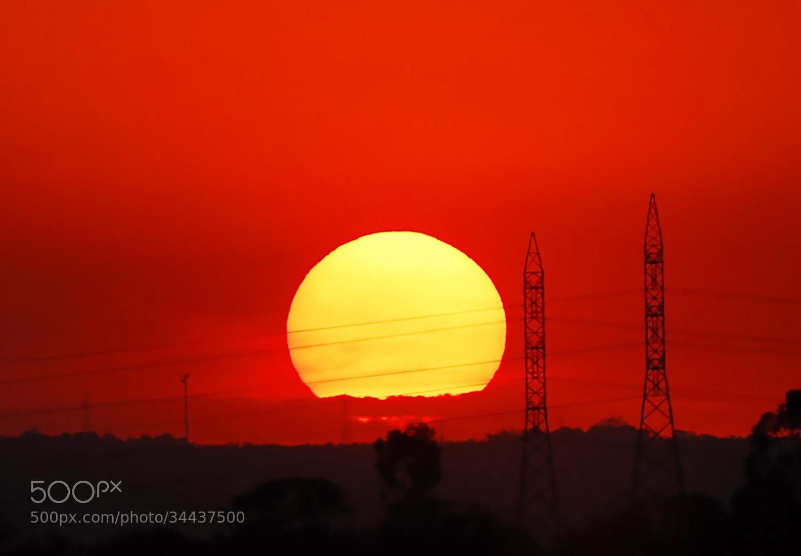 Photograph pôr-do-sol by Edison Zanatto on 500px