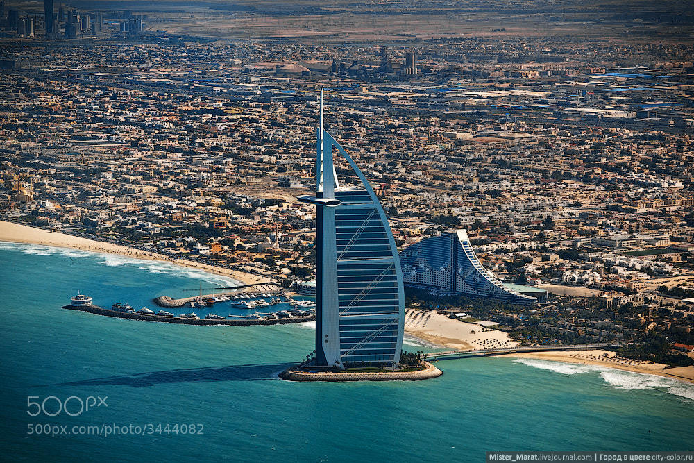 Photograph High Dubai by Marat Dupri on 500px