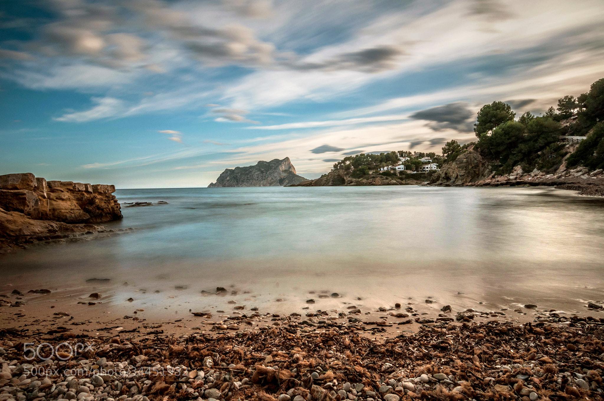 Photograph Cala Pinets by Christian Merk on 500px
