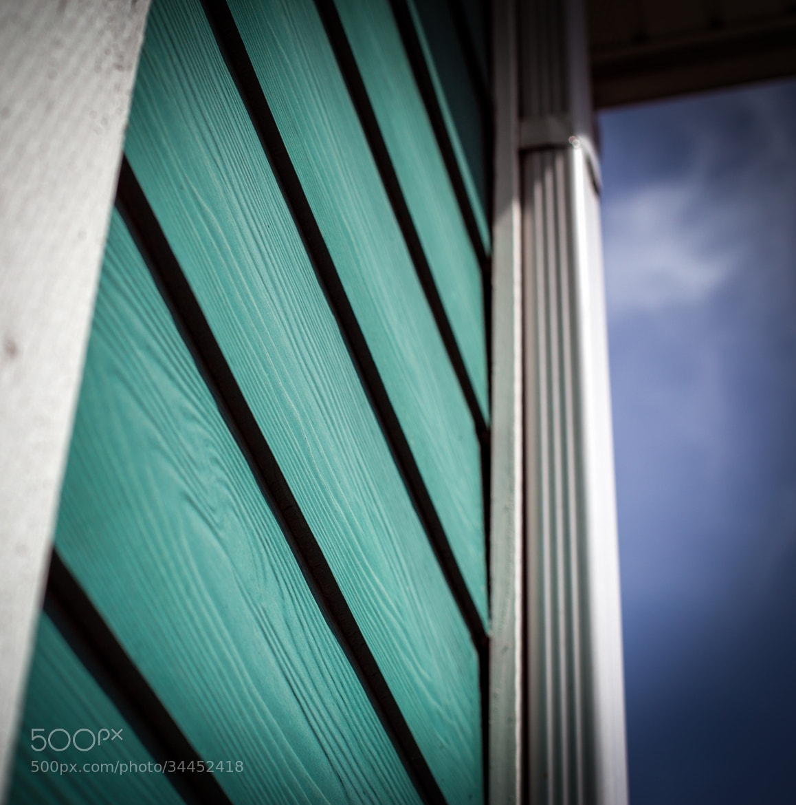 Photograph Siding 2 by Team B&K on 500px
