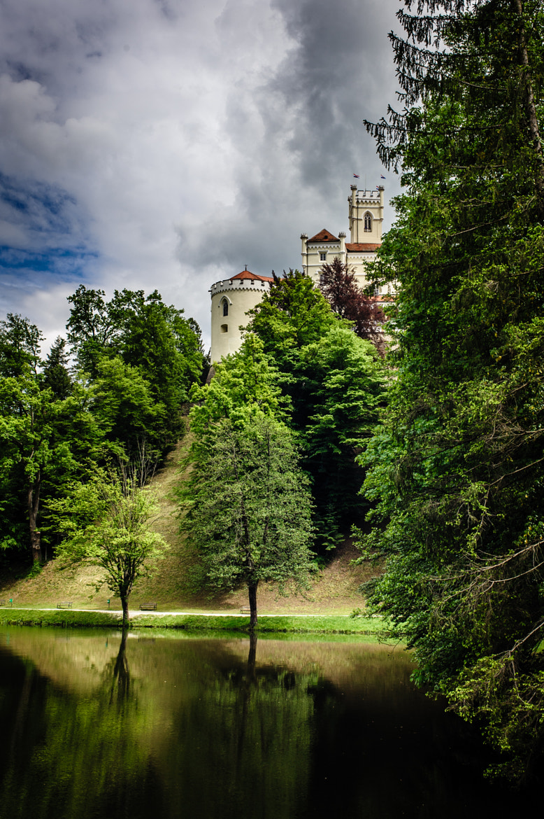 Photograph Castle of Trakoscan by zvonkomir on 500px
