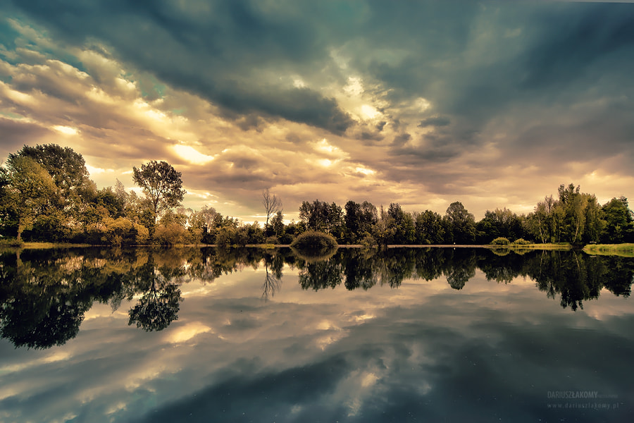 Photograph Mirrored by Dariusz Łakomy on 500px