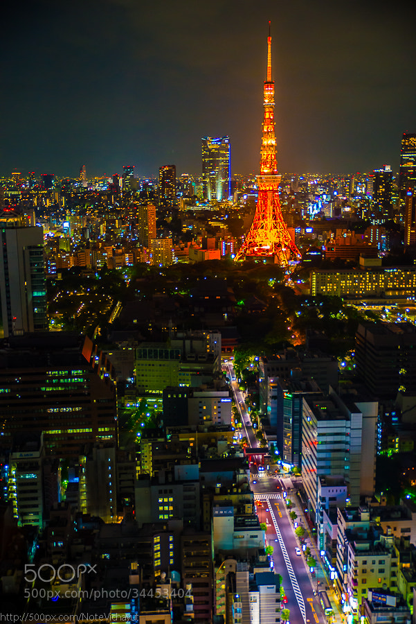 Photograph Tokyo Symbol by Note Vichayut on 500px