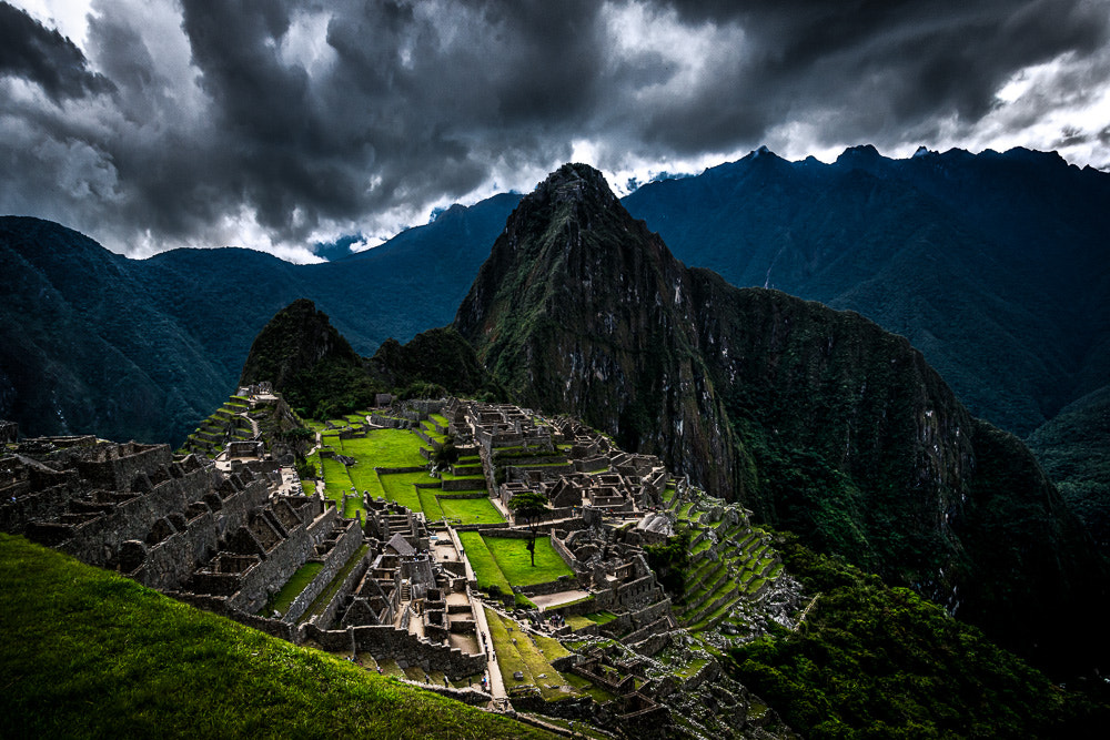 Photograph Lost City of the Incas by Jared Lim on 500px