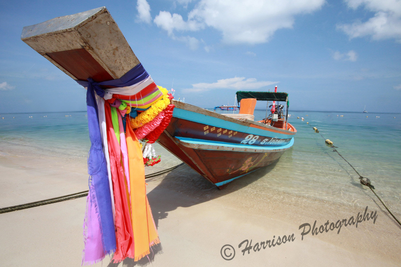 Photograph Thai boating by Tony Harrison on 500px