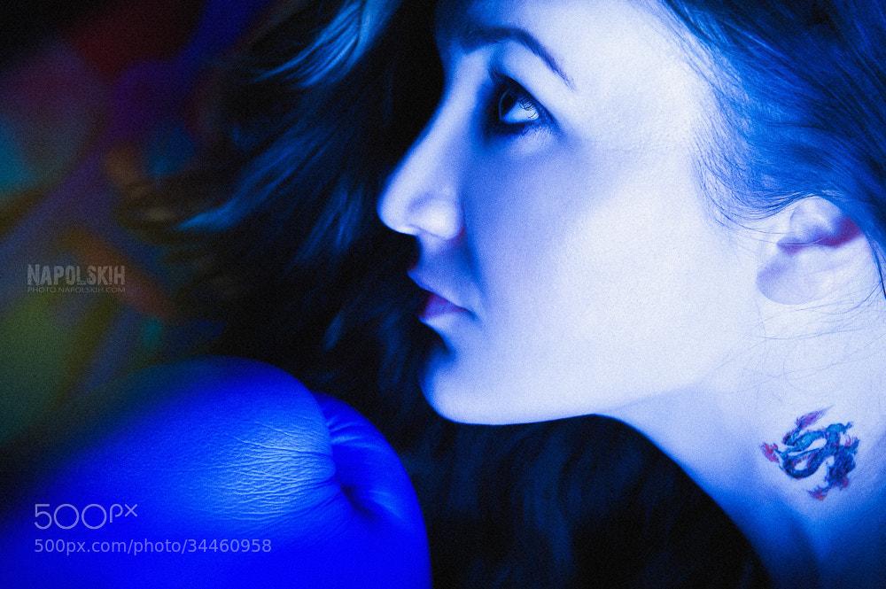 Photograph Yana by Kristina Napolskih on 500px