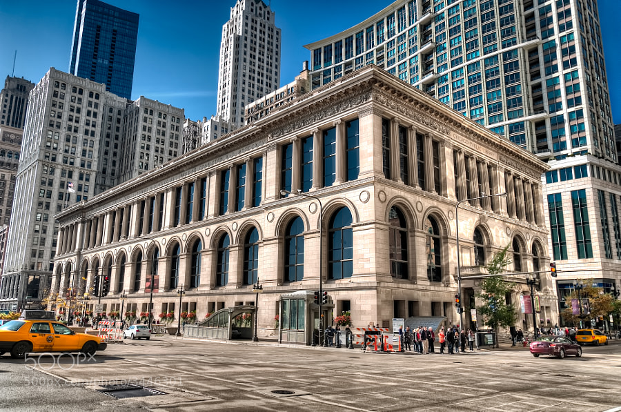 Public Library of the City of Chicago