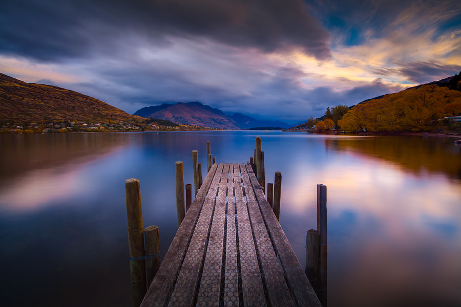 Photograph Queenstown Dreams by James McGregor on 500px