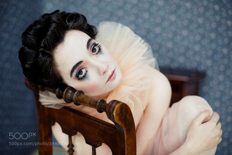 Photograph hiding my heart I by Andrea Hübner on 500px