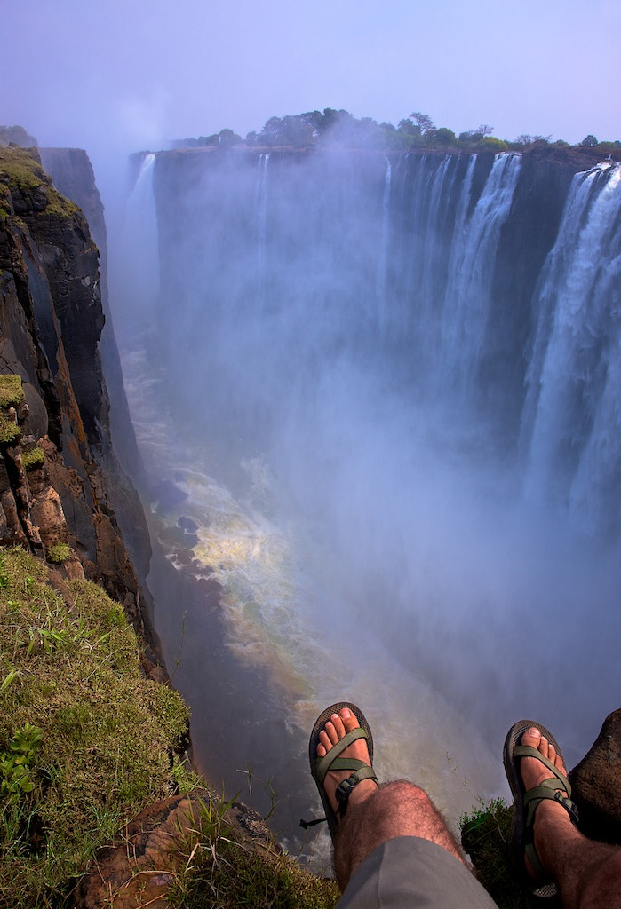 Photograph Victoria Falls Overlook by Buck Shreck on 500px