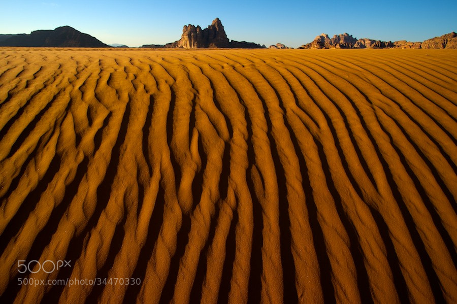 Photograph Wadi Rum, the Lawrence's desert by Juan Luis Polo on 500px