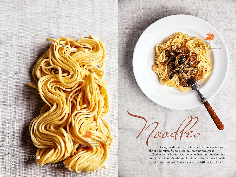 Photograph Egg Noodle by Natalia Lisovskaya on 500px