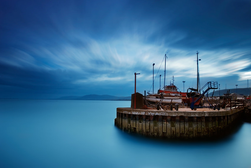 Photograph Carrick Marina by Lukasz Maksymiuk on 500px