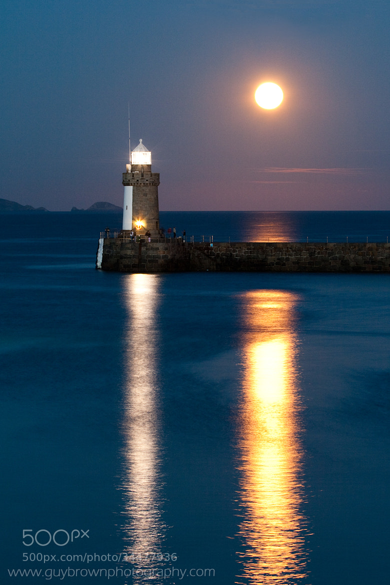 Photograph Castle Cornet Breakwater, Guernsey by Guy Brown on 500px