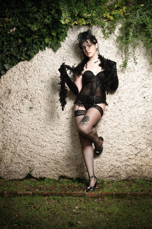 Photograph Burlesque by Lluis Gerard on 500px