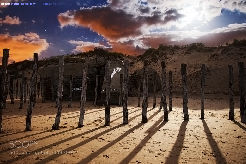 Photograph Moonlit Memories by Romain Matteï on 500px