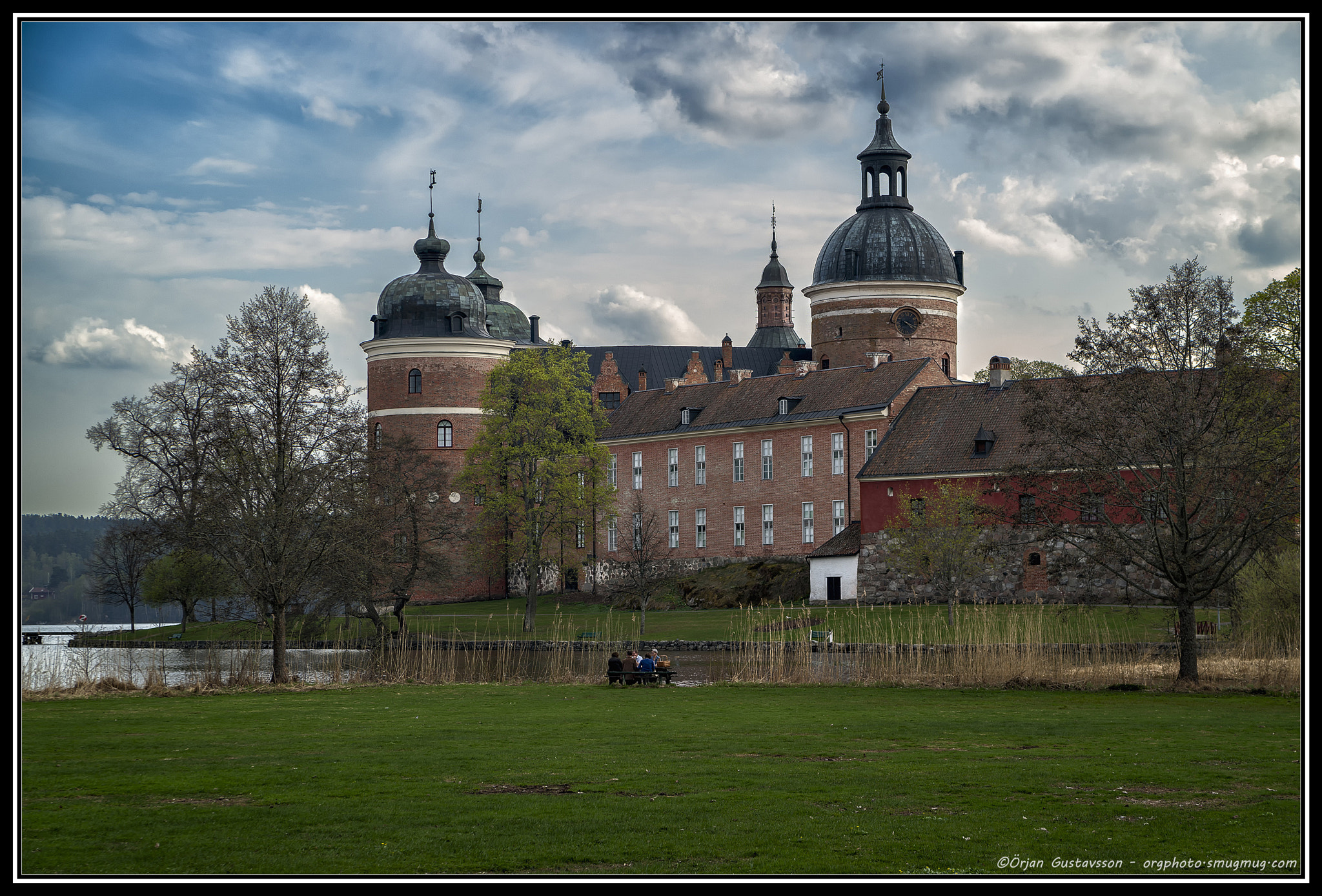 Photograph Gripsholm Castle by Örjan Gustavsson on 500px