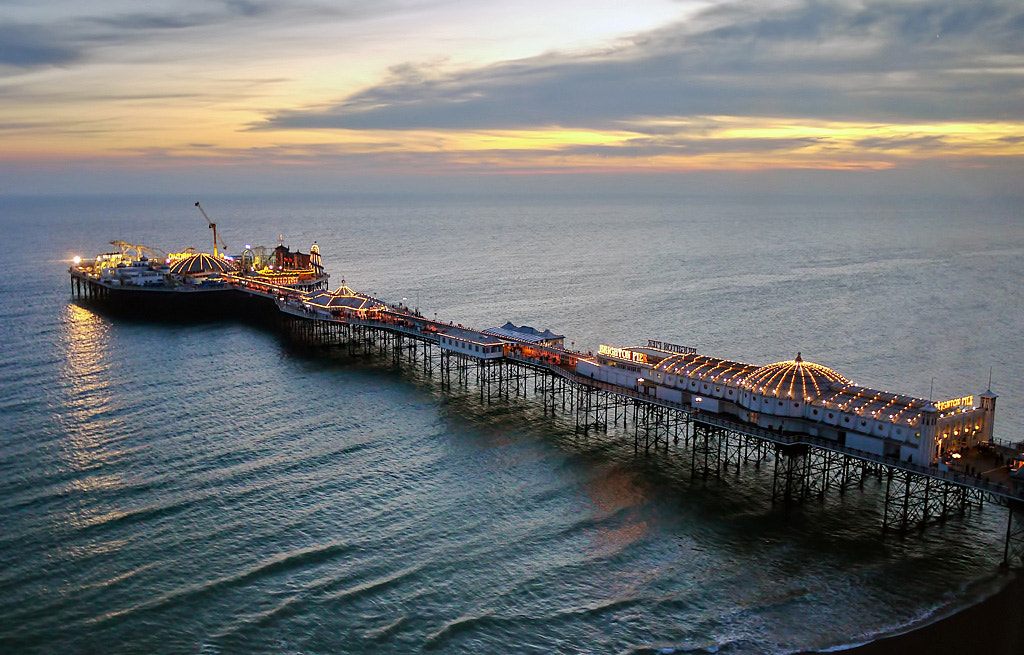 Photograph Brighton Pier by Sam Moore on 500px