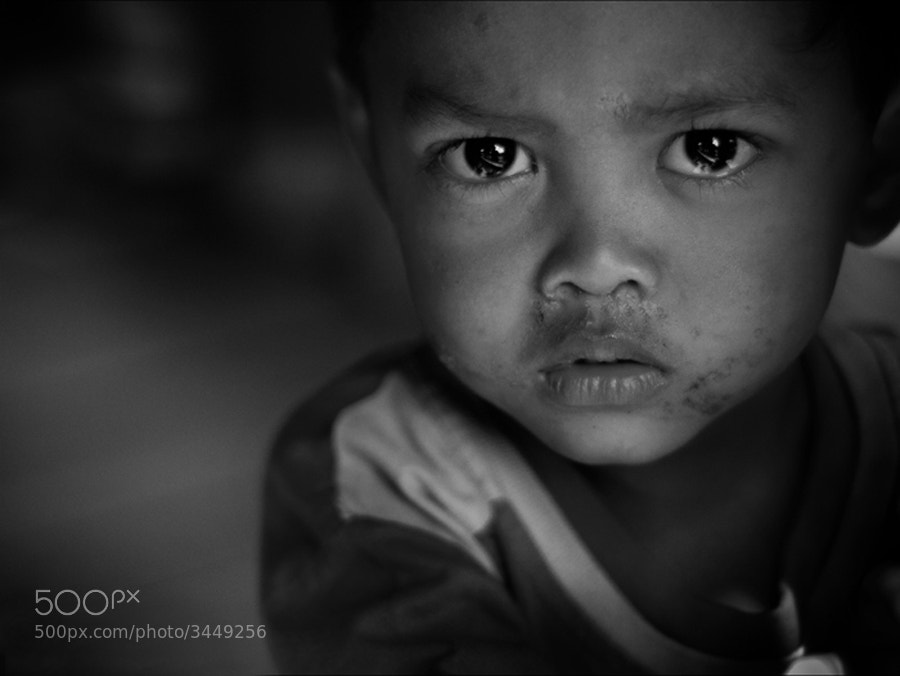 Photograph kid by nomilknocry dee on 500px